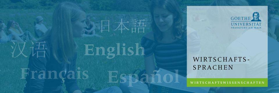 Wirtschaftssprachen