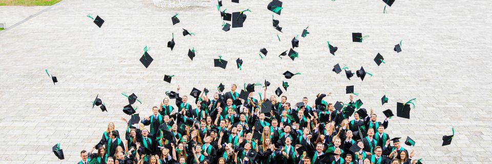 Bachelor Graduation